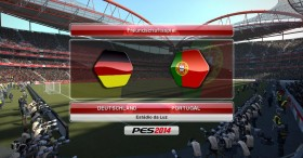 PES 2014 Wave Glossy Logopack for National Teams - 2