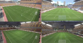 PES 2014 West Arena (Fantasy stadium)