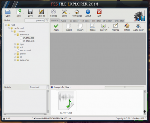 PES File Explorer 2014 1.0.3.1 beta