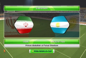 PES2014 WORLD CUP Scoreboard - 2
