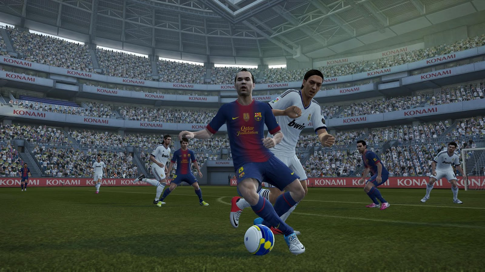 Pesedit team released PESEDIT 2013 Demo Patch v1.0 for NEW PES 2013