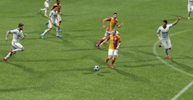PESEdit.com 2013 Patch 3.4 - Galatasaray - Realmadrid