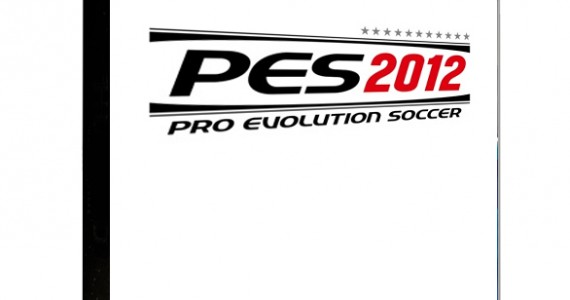 Pes 2012 PS3 White Cover