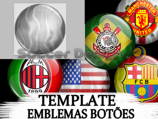 Pes 2011 Emblem Template