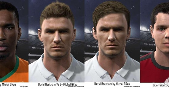 Pes 2011 Facepack