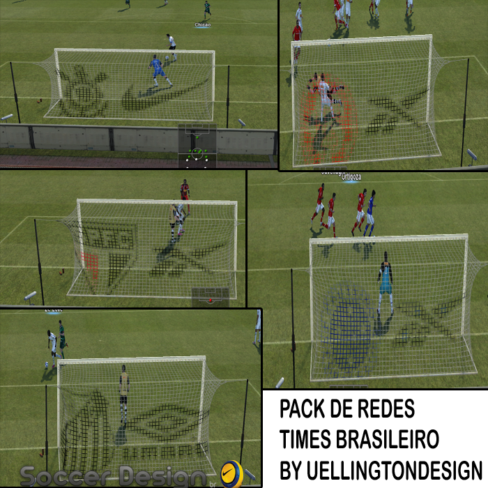 Download PES 2011 Patch Brazukas 2014 - Baixa