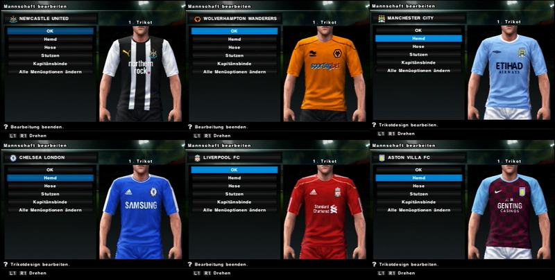 PES 2012 [PS2] Dany's Option File v0.5 – Released