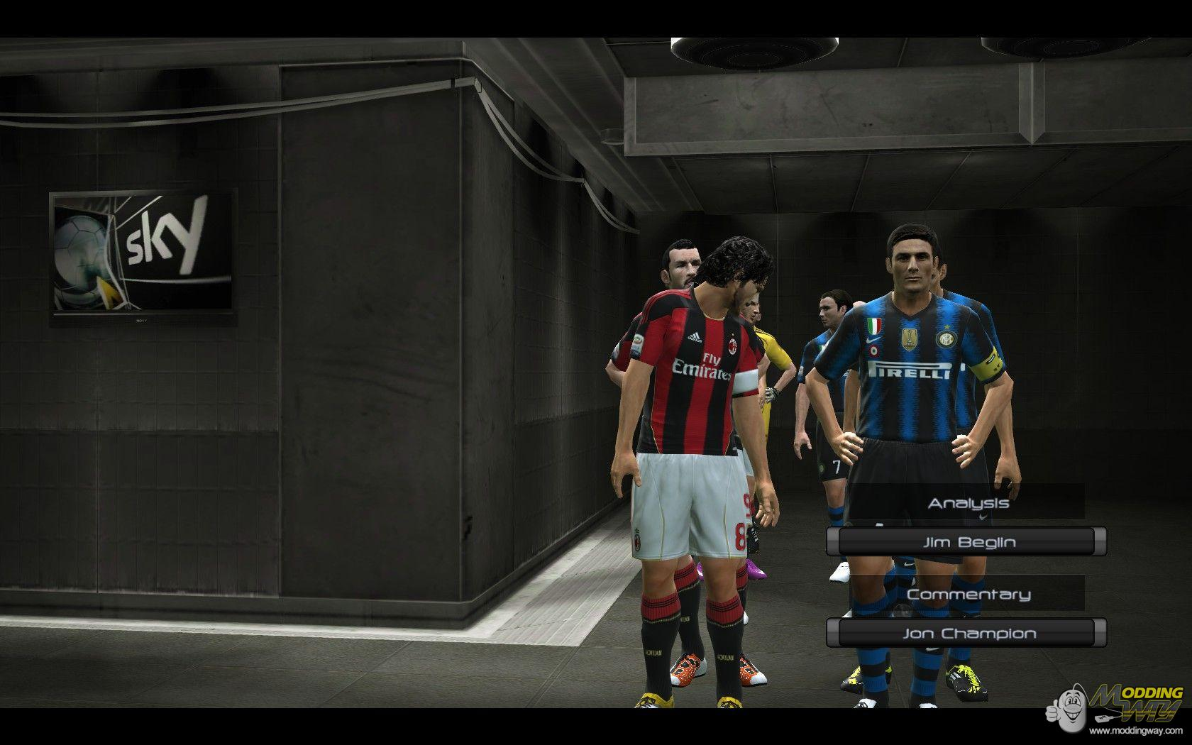Pes 2011 patch 2019 android offline 50mb new kits logo & transfers.