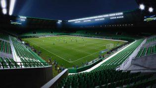 PES2021 Ferencvaros Stadion