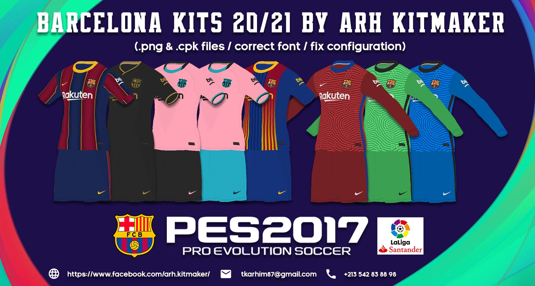 Mundo Kits Ps4 Barcelona Pes 2017 Kits Archives Pes