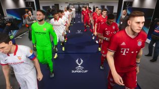Super Cup Tunnel PES 2021