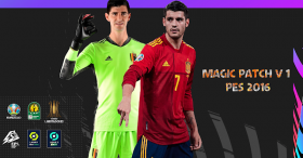 Magic Patch For PES 2016