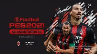 Milan Mod PES2021