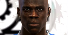 Balotelli face