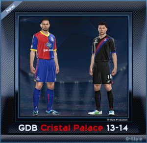 CRISTAL PALACE GDB