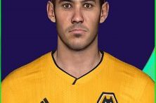 Conor Coady Face Pes 2017 by Feqan