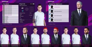 Create Your Coach Add-on PES 2020