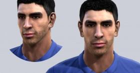 Denis Stracqualursi face by ezequiel_0138