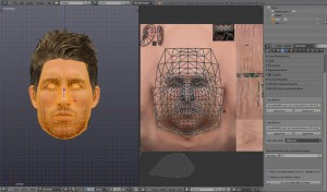 Face-Hair Modifier Tool - 2