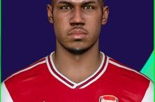 Gabriel Face Pes 2017 by Feqan