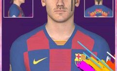 Download Griezmann by Modo PES2017