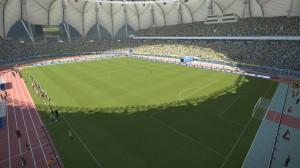 King Fahd International Stadium Turf