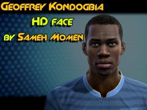 Kondogbia HD face by Sameh Momen