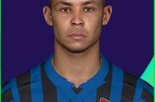 Luis Muriel Face Pes 2017 by Feqan