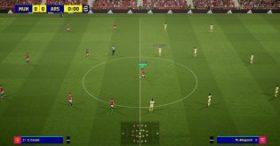 Maximum LOD settings for eFootball 2022