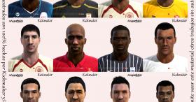 Movistar Facepacks