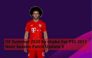 Download OF 28.3 Next Season Patch U3