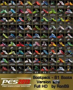 PES 2013 Bootpack 4.0