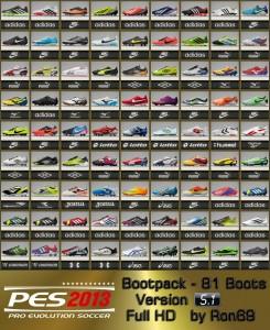 PES 2013 Bootpack 5.1