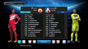 PES 2013 Bulgarian A-PFG League add-on for PESEdit 5.1