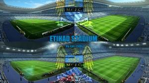 PES 2013 Etihad Stadium