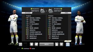 PES 2013 FC Santos Home - GK GDB Folder