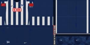PES 2013 Hertha BSC 2013-2014 Home Kit