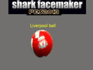 PES 2013 Liverpool Ball