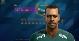 Download Face Mayke from Palmeiras for PES13 by Danilo Silva Facemaker