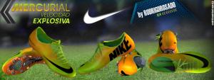 PES 2013 Nike Mercurial Vapor IX Boots