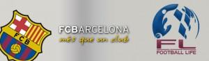 PES 2013 Pack Football Life - FC Barcelona