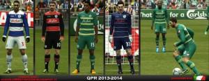 PES 2013 QPR Full GDB 2013-14