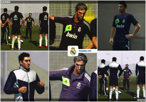 PES 2013 Real Madrif C.F Football Life Pack  - 11