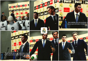PES 2013 Real Madrif C.F Football Life Pack  - 3