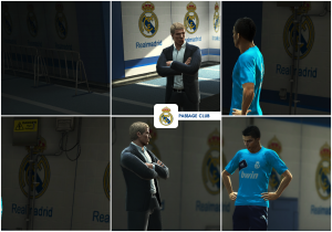 PES 2013 Real Madrif C.F Football Life Pack  - 6