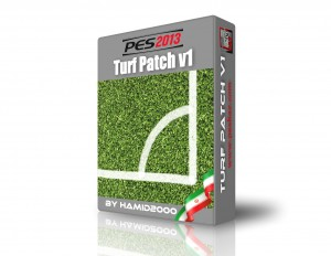 PES 2013 Turf Patch V1 by Hamid2000