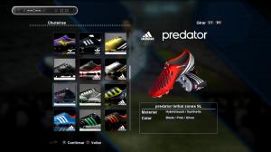PES 2013Adidas Predator LZ David Beckham Boots - 2