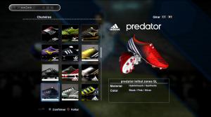 PES 2013Adidas Predator LZ David Beckham Boots