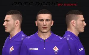 PES 2014 Ante Rebić Face