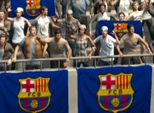 PES 2014 Barcelona Chants